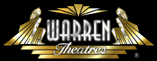 warren theater logo